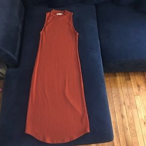 Abercrombie & Fitch no sleeve sweater dress